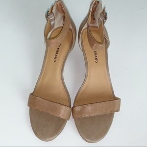 "Lucky Brand ""Jorey"" Wedge"